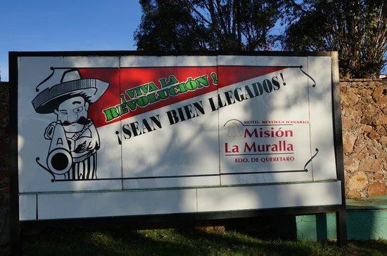 Mision La Muralla: Sean bien llegados¡