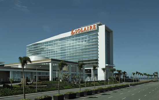 Solaire Resorts and Casino: Facade - Day