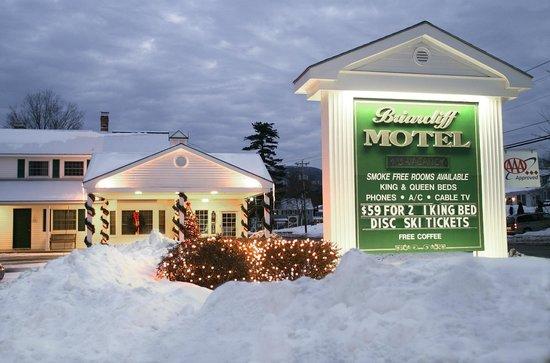 Briarcliff Motel: Motel Winter