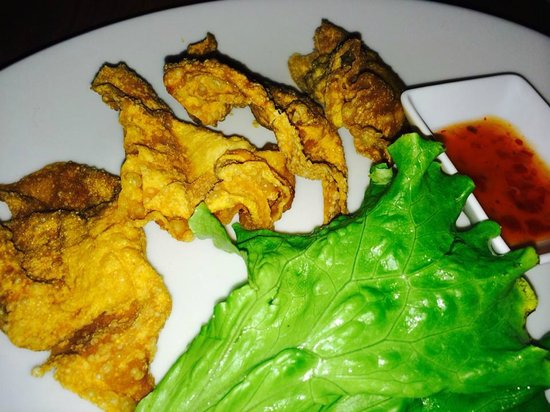 TUK TUK : Thai Street Food : Raviolis poulet