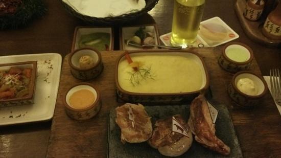 Zig Zag Restaurant: Trilogía de carnes