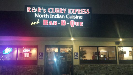 R & R Curry Express
