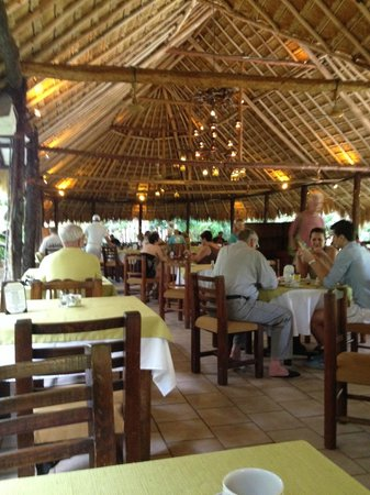 Mahekal Beach Resort: La Loma restaurant