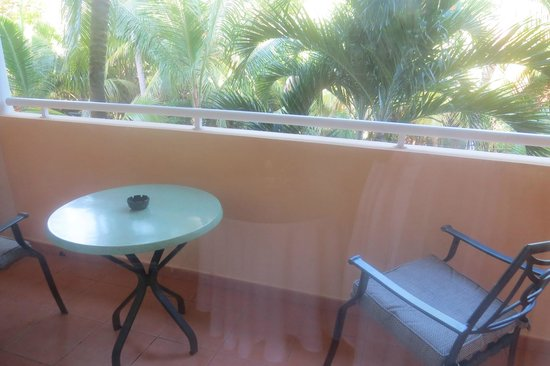 Luxury Bahia Principe Ambar Don Pablo Collection : balcony