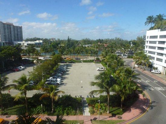 """Four Points by Sheraton Miami Beach : the """"bay view """" according to Sheraton"""