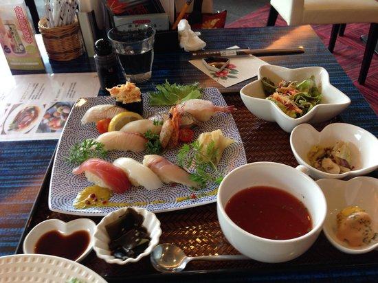 Kakuida : お寿司のコース