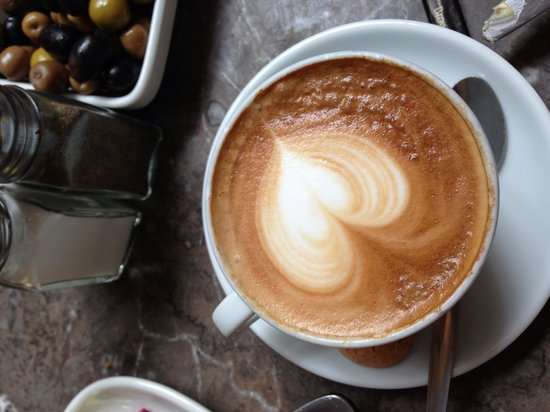 Mama D's Coffee: Experience Delicious lattes