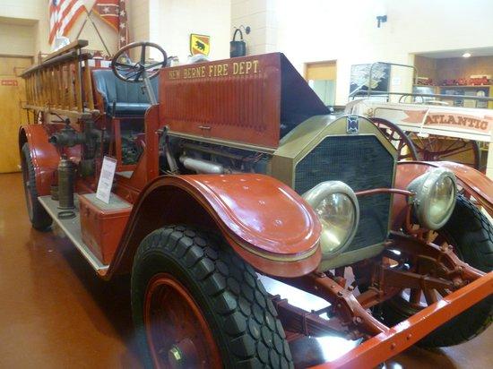 New Bern Fireman's Museum