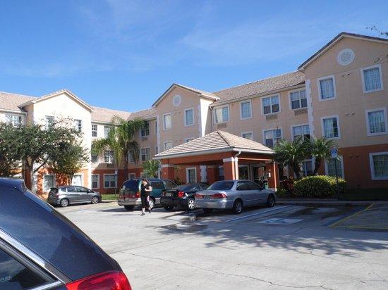 Orlando/Florida Turnpike Extended Stay Hotel: Por fora é bonitinho