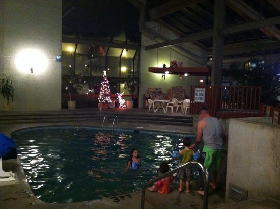 Best Western Toni Inn: Indoor pool.