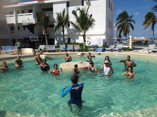 Cancun Bay Resort: More water fun!