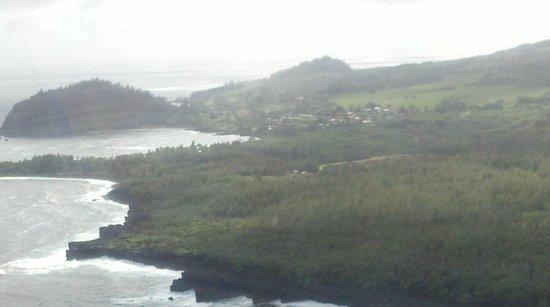 Blue Hawaiian Helicopter Tours - Maui: View of Hana