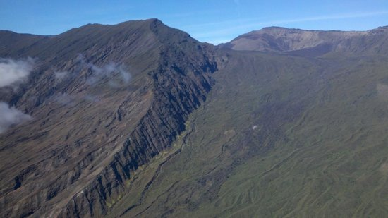 Blue Hawaiian Helicopter Tours - Maui: Crater view