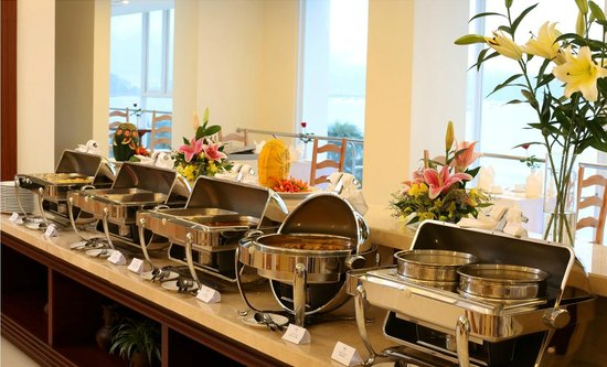 VDB Nha Trang Hotel: Blue Ocean Restaurant
