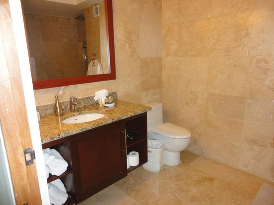 Ciqala Luxury Suites : bathroom