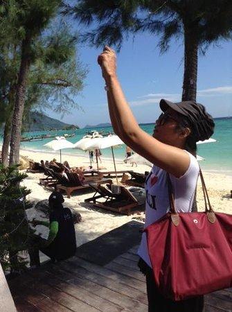 Idyllic Concept Resort: the sunrise beach