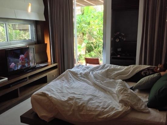 Idyllic Concept Resort: our room