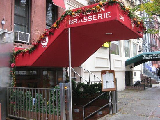 B. Cafe East : Exterior - Front