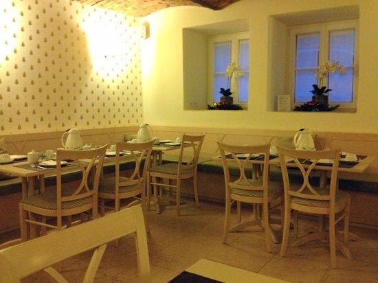 Breakfast at the Atel Hotel Lasserhof