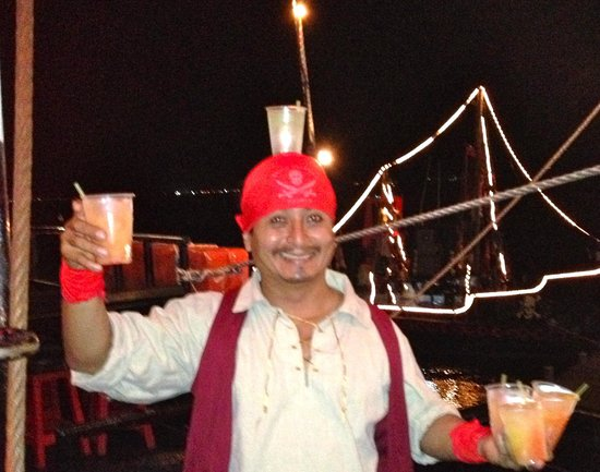 Captain Hook Barco Pirata Pirate Ship: I love Charly!