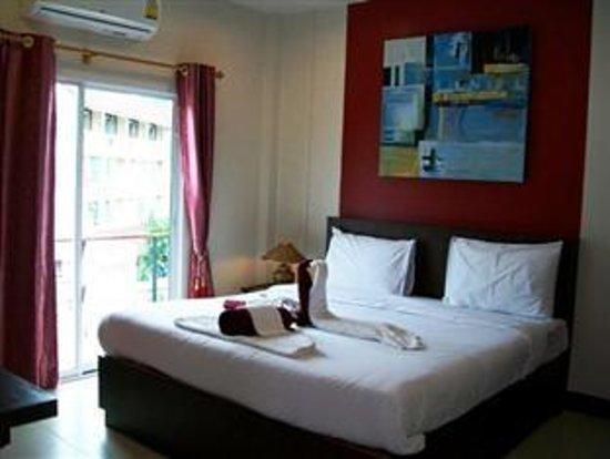 Baan Yuyen Karon Guesthouse: My room