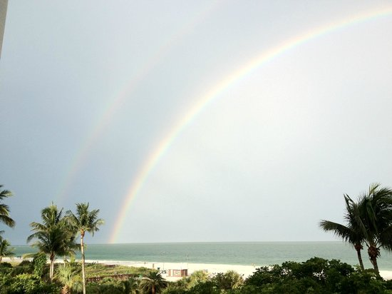 The Surf Club of Marco: Perfect rainbow