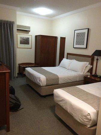 Brisbane International - Windsor : Comfortable bed