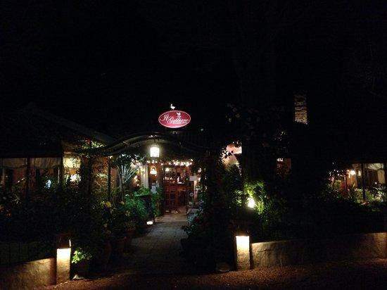 Il Gabbiano: Romântico e muito próximo do LLAO LLAO
