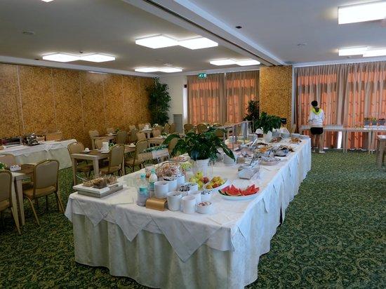 Hotel Villa Cappugi : Breakfast restaurant
