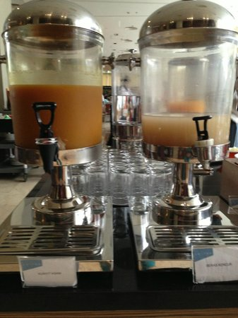 The Luxton Bandung: Traditional Drink like Asam Kunyit and Beras Kencur