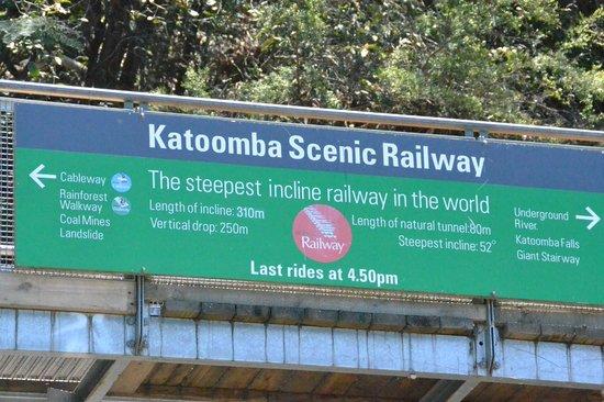 Katoomba scenic railway prices