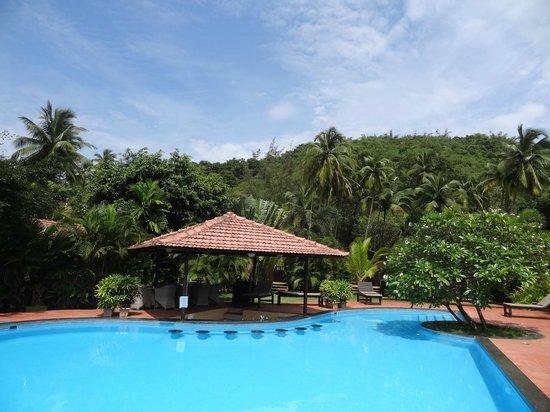 The Fern Gardenia Resort: Scenic location