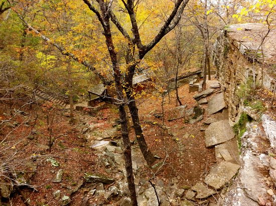 Heavener Runestone Park: Heavener Runestone State Park Oklahoma - Lee ...