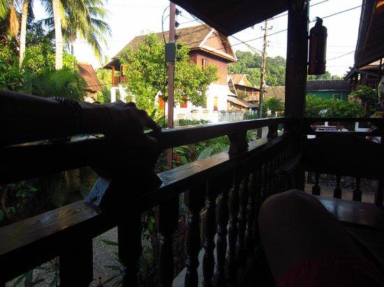 Pakam Guest House : The verandah