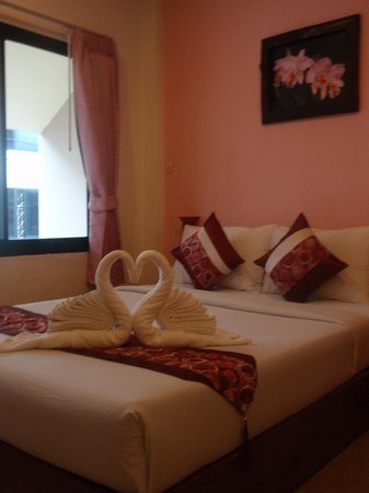 My Place @Surat Hotel: Double room.