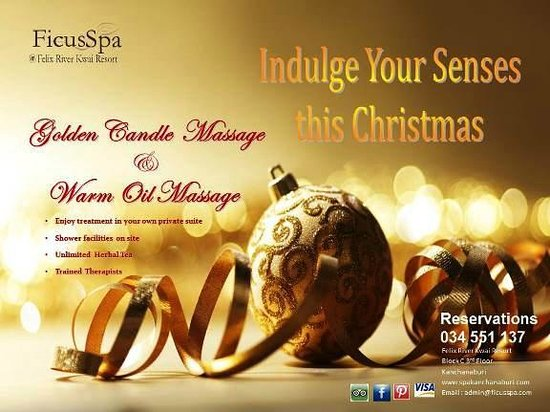 Indulge your senses with our Golden Candle Massage or Warm Oil ...