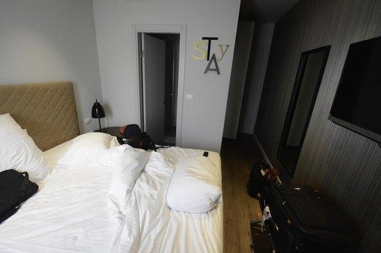 Shenkin Hotel: Hotel room