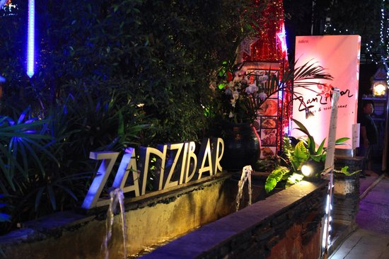 Zanzibar: Un petit coin de nature dans le soi 11