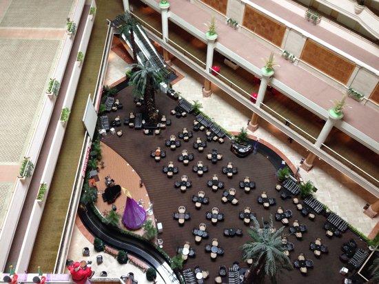 Berjaya Waterfront Hotel, Johor Bahru: Bird view