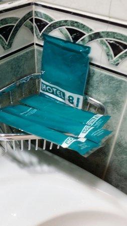 Hotel 81 - Cherry: Toilet amenities