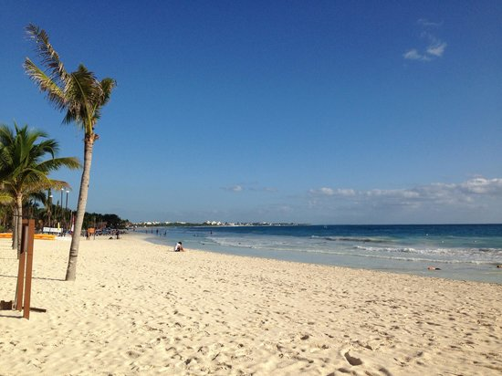 Secrets Maroma Beach Riviera Cancun: Lovely beach