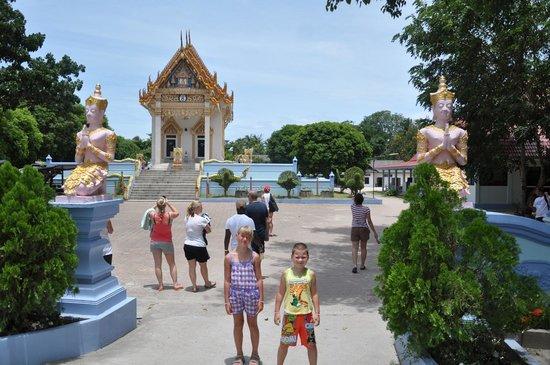 Wat Khunaram (Mummified Monk): Второе здание комплекса