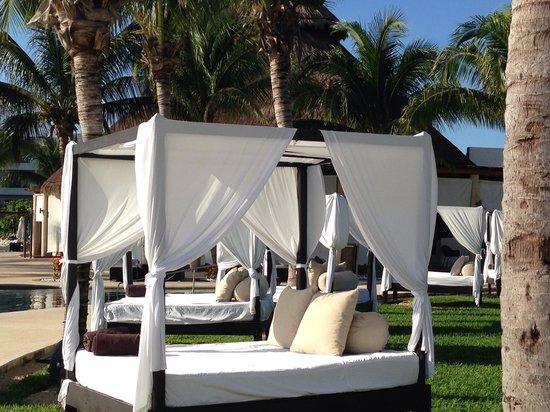 Secrets Maroma Beach Riviera Cancun: On the beach!!