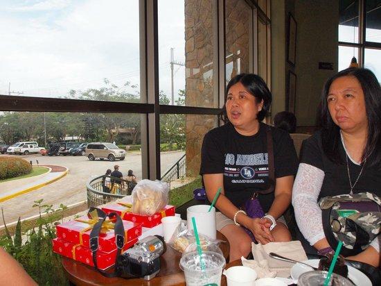 Starbucks: A place ot have long talks