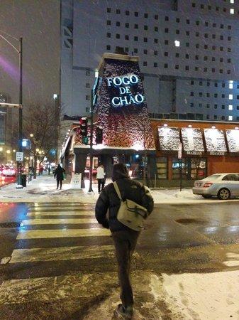 Fogo de Chao Brazilian Steakhouse: From outside