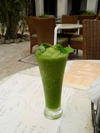 XVA Cafe: fresh juice