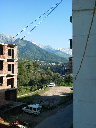 Hotel Angel's Inn : Вид из окна