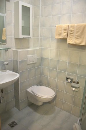Pervanovo Apartments: Attached bathroom