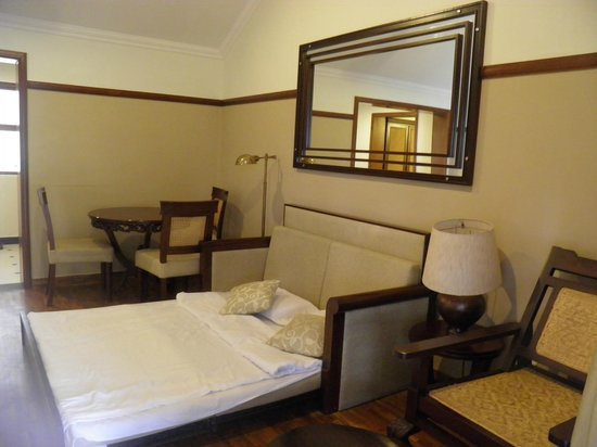 Club Mahindra Munnar : The room..
