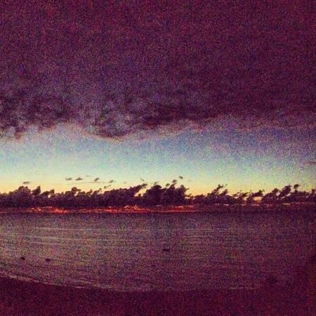 The Ritz-Carlton Grand Cayman: Amazing sunsets.